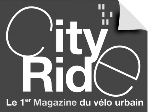Logo City Ride gris